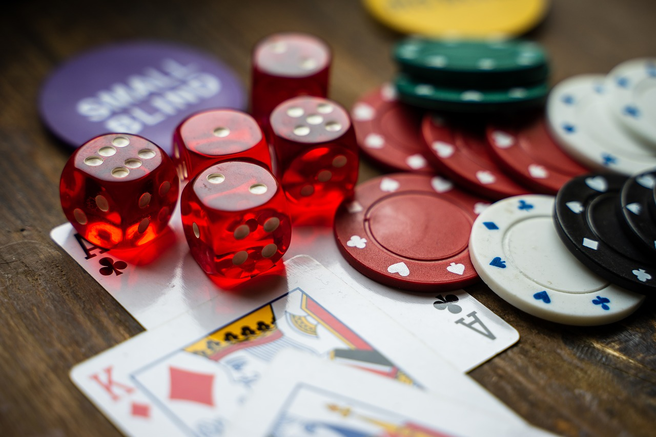 Grasp Your Casino in 5 Minutes A Day