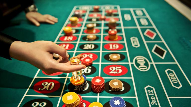 Eight Tips For Using Online Casino To Leave Your Competition